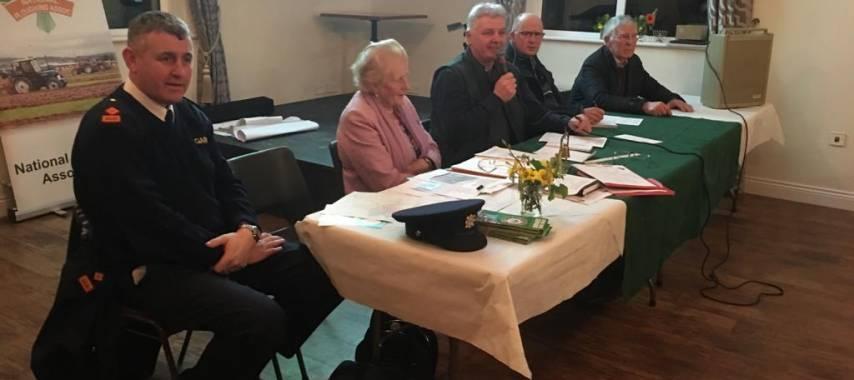 Huge turnout for initial organising Ploughing '19 meeting