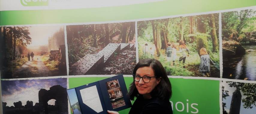 Laois Tourism at Holiday World Show