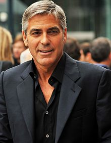 'Here's to you George Clooney'