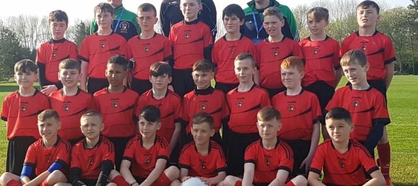 Midlands Win Blackpool Cup
