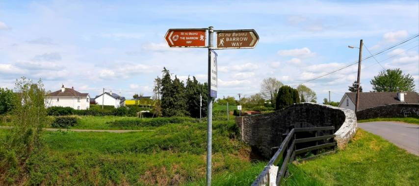 Latest Laois News: Local TD calls for Bike to Work scheme expansion as Barrow Blueway opens