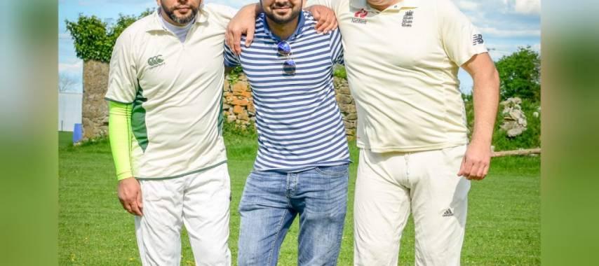 Cricket comes to Stradbally