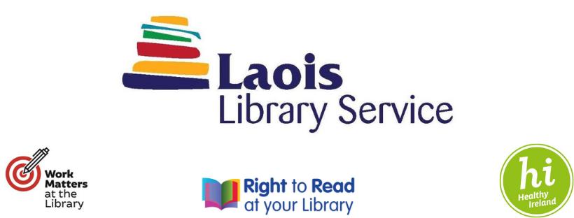 Laois Library News