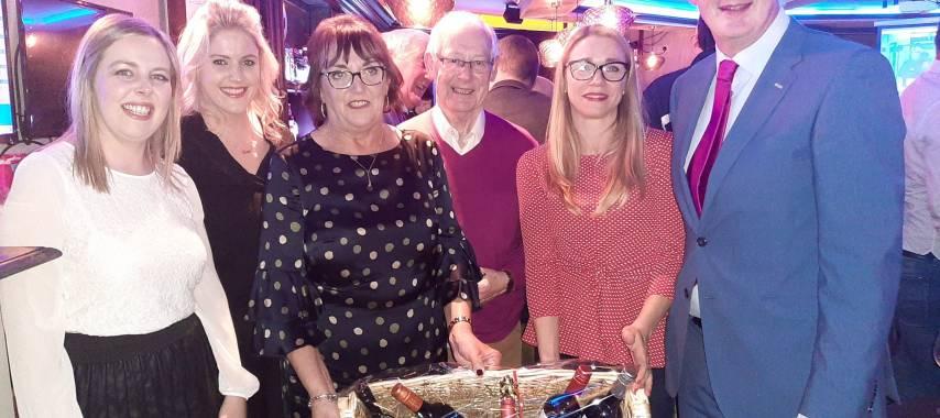 Retirement of Portlaoise College stalwart