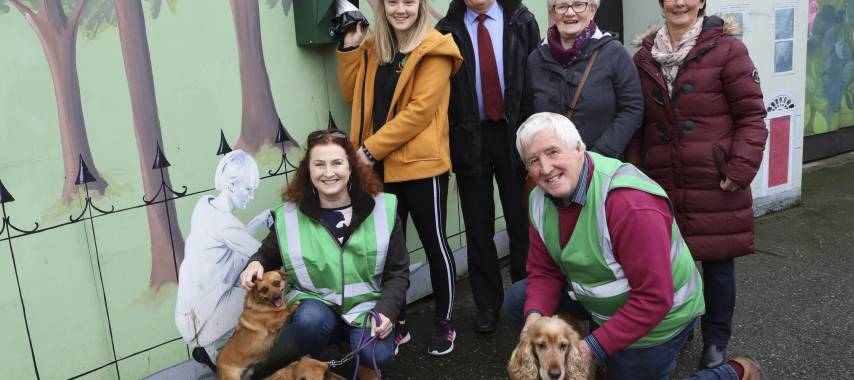MUTT MITTS launched in Mountmellick