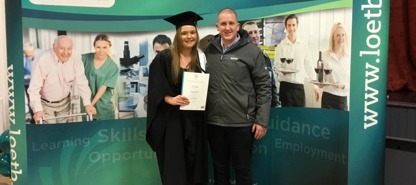 Portlaoise Further Education and Training Centre Awards Night