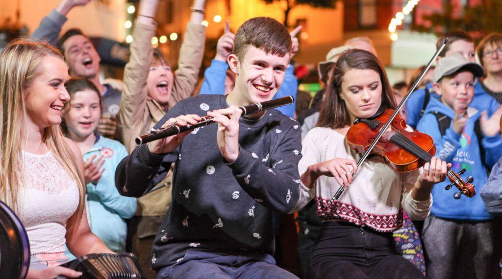 Laois musician is finalist for Seán Ó Riada Gold Medal