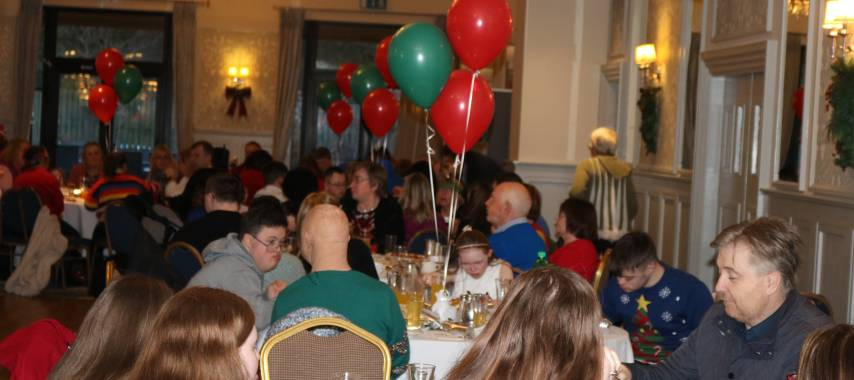 Down Syndrome Ireland Laois Branch Christmas Party