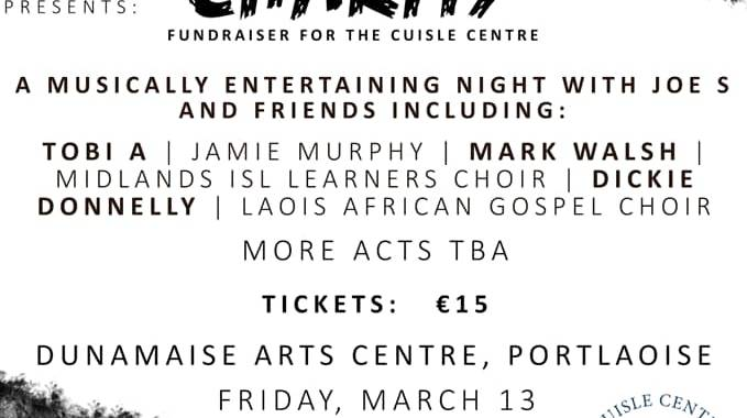'Songs for Charity' Fundraiser