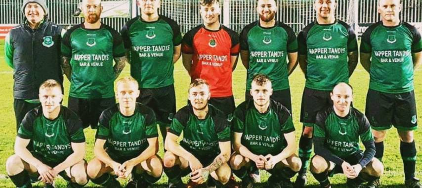 Stradbally Town's stunning win in cup