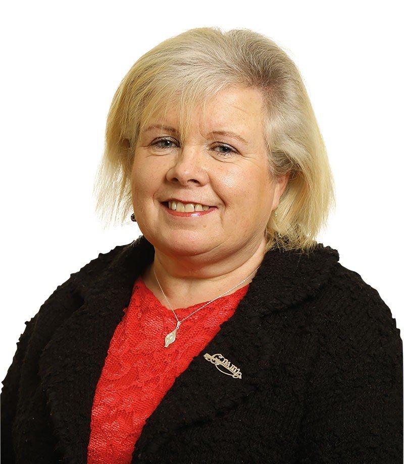 photo of Sinn Féin TD Patricia Ryan