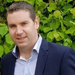 'Live in Laois' chatting with Dr. Ciaran Reilly