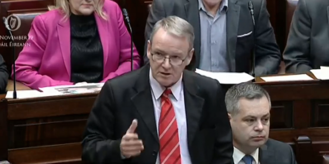 Latest Laois News: Laois not catered for in Government Land Development Agency Bill