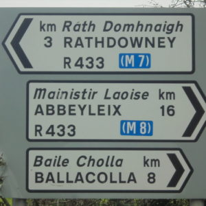 Rathdowney in the time of COVID