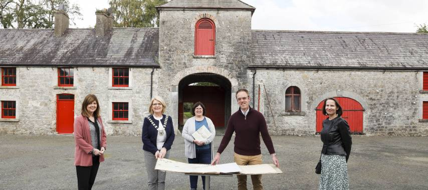 Walsh Kemmis Map Collection Donated to Laois Digital Archive,