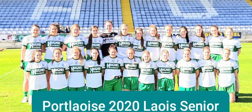 Portlaoise make history with maiden title