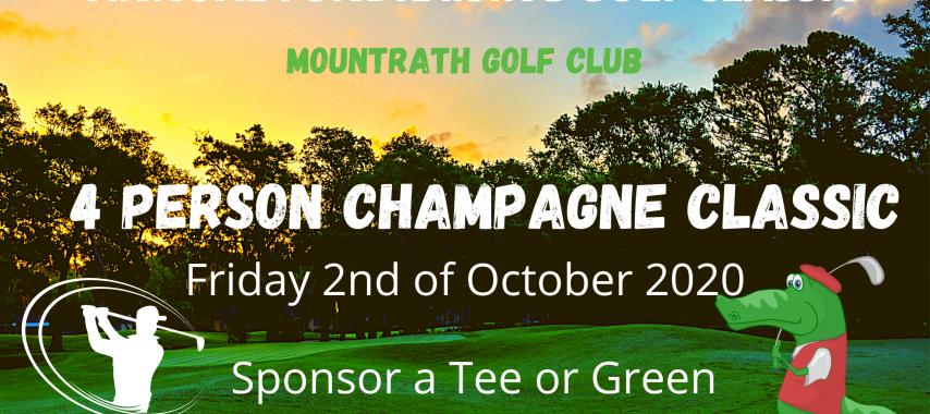 Mountrath Community Forum Golf Classic