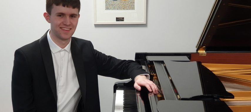 Young Laois Pianist to celebrate 350th Anniversary of O'Carolan