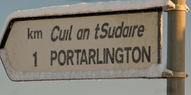 Latest Laois News: News from around Portarlington Way