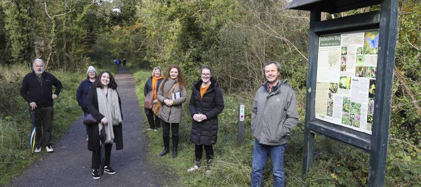 Latest Laois News: Two Laois Community Peatland Initiatives see funding doubled