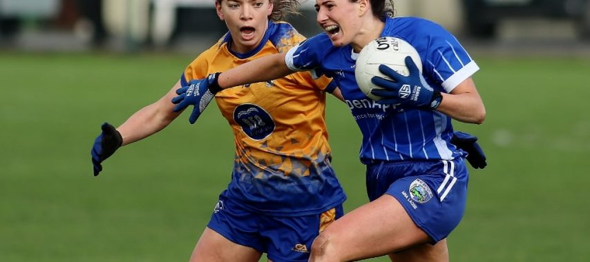 Where to watch Laois Ladies Football and Camogie today