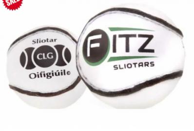 12 Match Sliotars