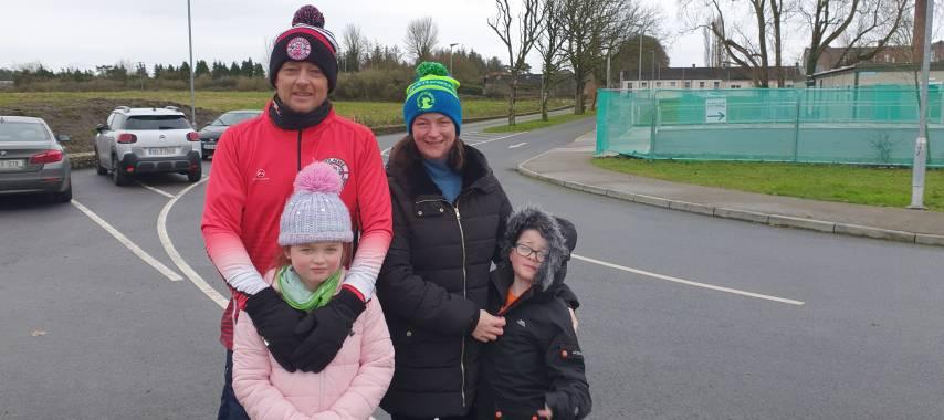 Portlaoise Athletic Club News