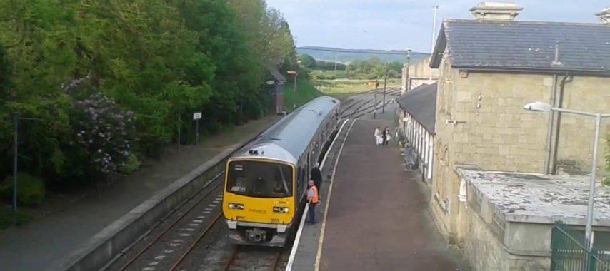 South Laois rail line raised in Dáil