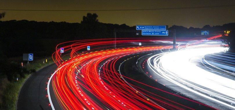 Laois Motorway Traffic volumes plummet