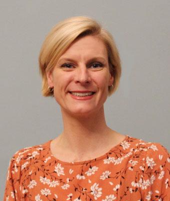 photo of Minister Pippa Hackett