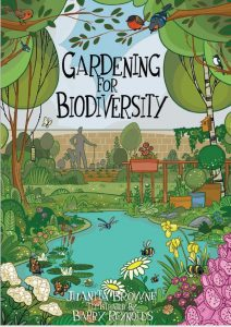 cover of Gardening for Biodiversity book