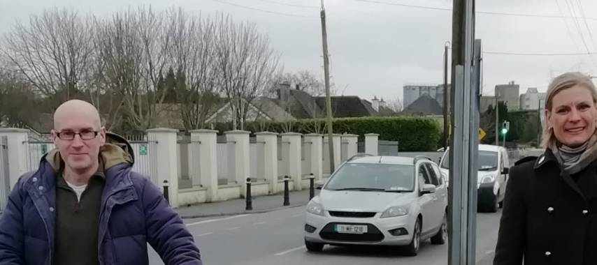 Latest Laois News: Call for improved Travel Infrastructure in Portarlington