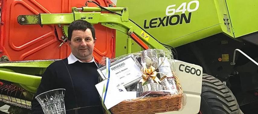 Latest Laois News: Laois grower lands Glanbia Ireland Award