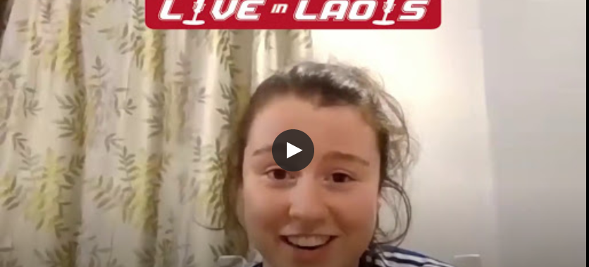 Latest Laois News: Live in Laois Sports Show Bite Size