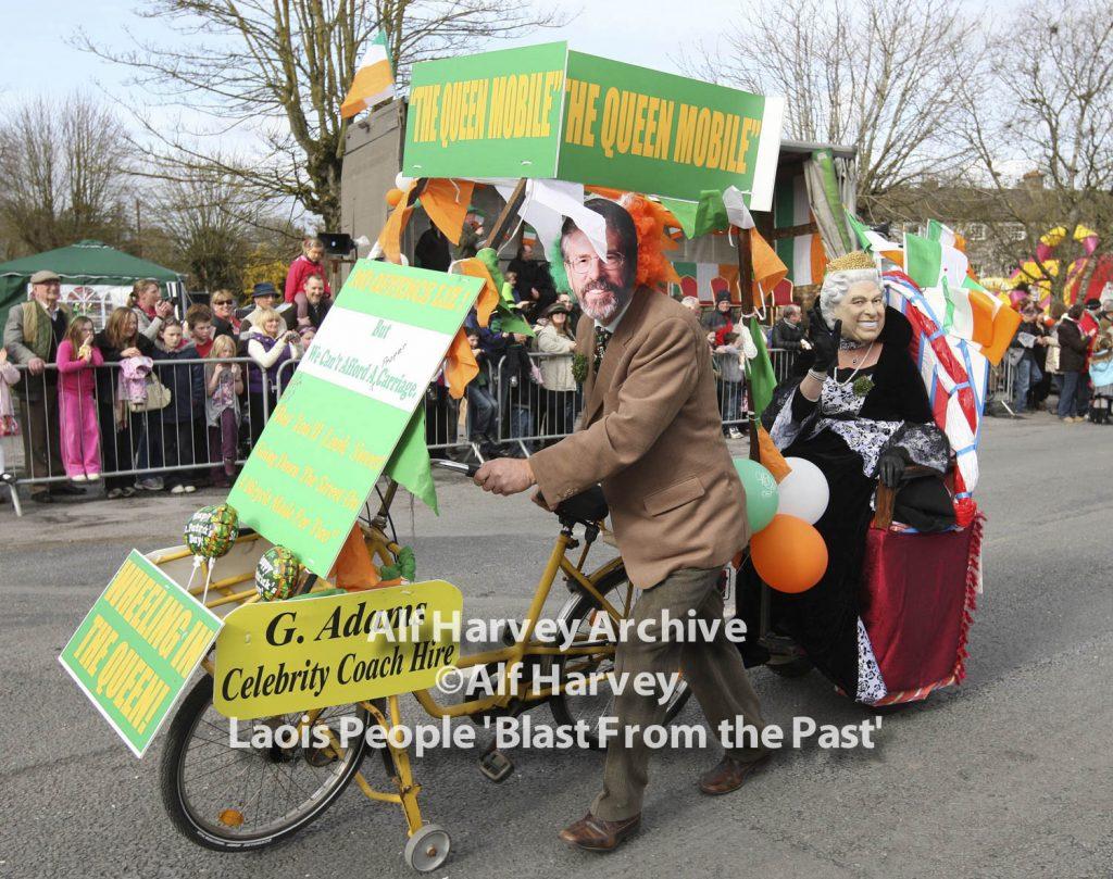 photo of 2011 Durrow St. Patrick's Day Parade
