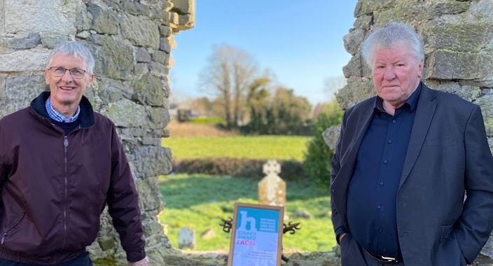 Latest Laois News: 2021 Community Monuments Fund launched