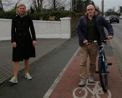 Latest Laois News: Laois gets over €3 million for Active Travel Infrastructure