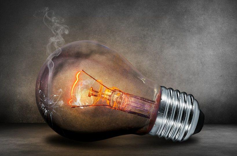 photo of lightbulb