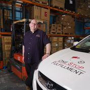 Photo of Shane Murphy from One Stop Fulfillment