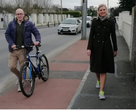 Latest Laois News: Laois Green Party reps welcome Bike Upcycling Scheme