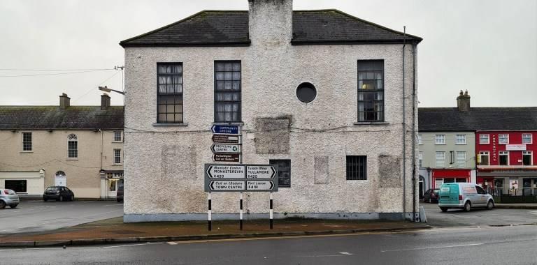 Latest Laois News: €1m for Portarlington Market House Refurbishment