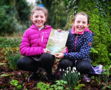 Latest Laois News: Making switch for National Biodiversity Week
