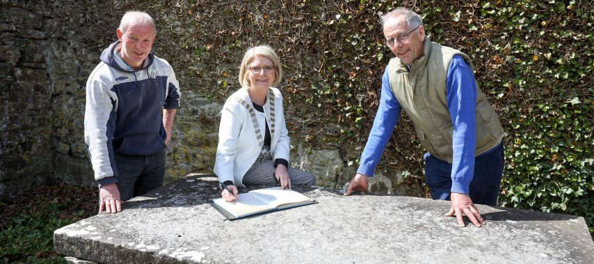 Latest Laois News: Six Laois sites to get €200k in Community Monuments Grants