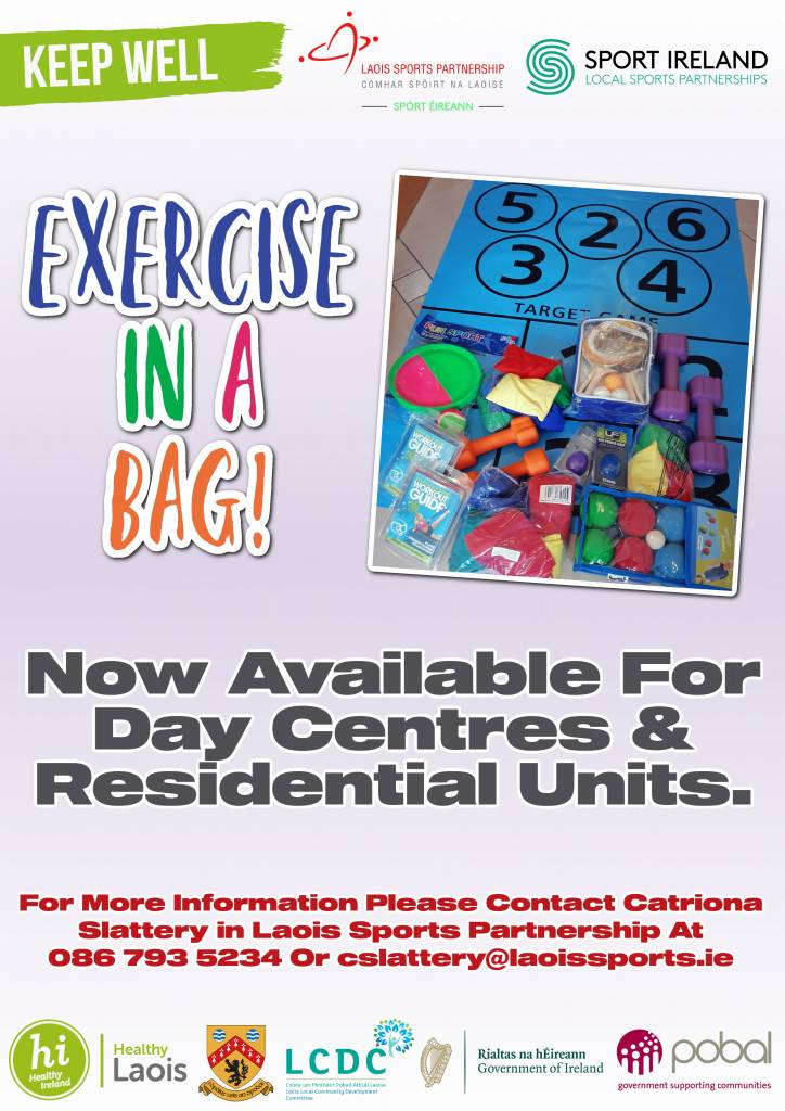 Exercise In A Bag poster