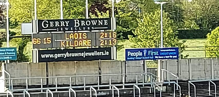 Latest Laois Sport: Lillys wilt as Laois power to victory in second half