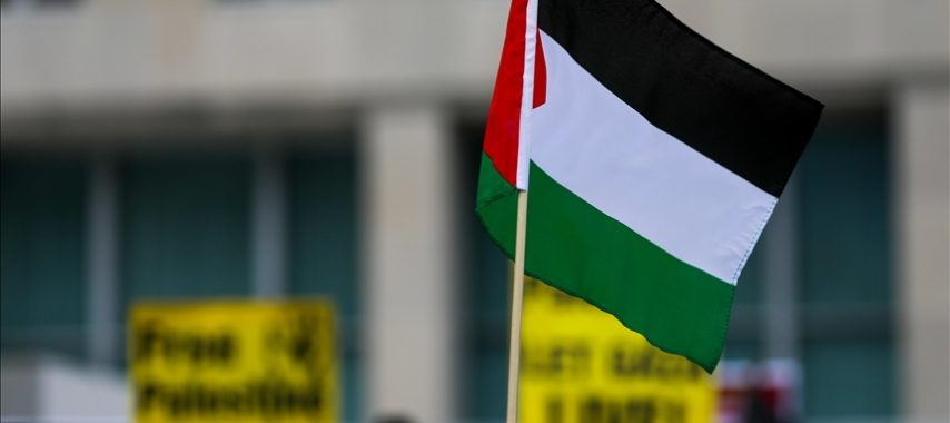 Latest Laois News: Laois 'Solidarity with Palestine' Protest
