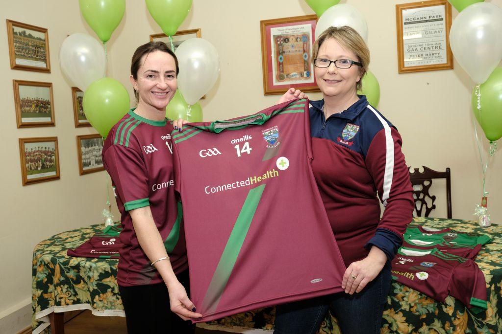 Portarlington GAA jersey presentation