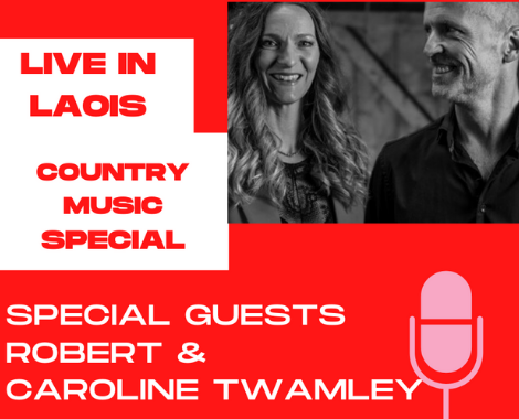 Latest Laois TV: 'Live in Laois' Country Music Special