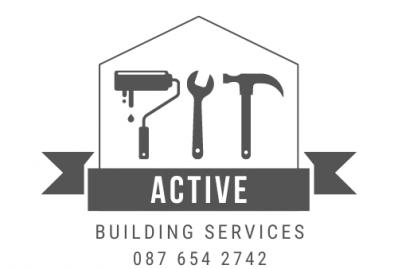 Active Building Services logo