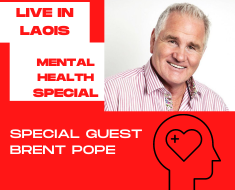 Latest Laois TV: 'Live in Laois' Chat with Brent Pope